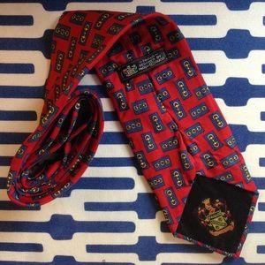 Vintage Paolo Gucci 100% silk tie